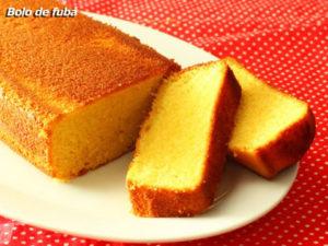 bolo de fubá, doces araci, águas de lindoia, doces araci, águas de lindoia